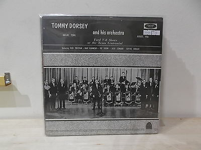 TOMMY DORSEY AND HIS ORCHESTRA Ford V-8 shows at the Texas  LP S/S  USA