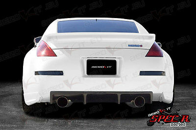 NISSAN 350Z RACE DRIFT BODY KIT BODYKIT rear bumper DIFFUSER