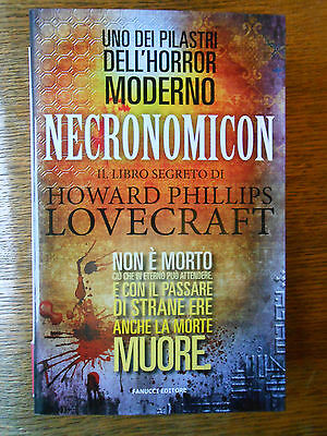 Necronomicon (Howard Phillips Lovercraft) Fanucci MN/2