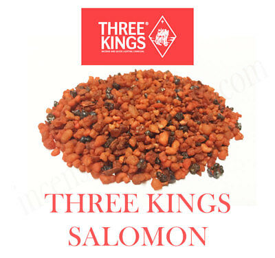 3 Kings SALOMON resin Incense 25g Premium quality natural resins for charcoal