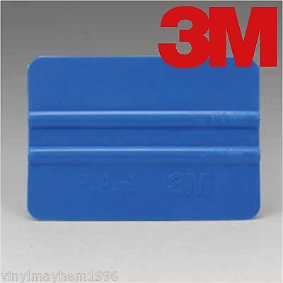 3M Blue Squeegee PA-1 install decals stickers graphics plotter cutter wrap wall