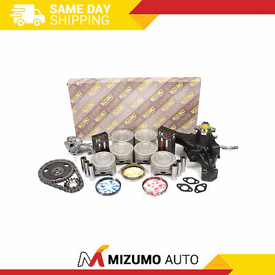 Fit 96-98 GMC Chevrolet Astro Blazer S10 Express 4.3L OHV Engine Rebuild Kit