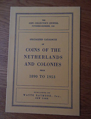 Coins of the Netherlands and Colonies 1890-1953  *MINT*
