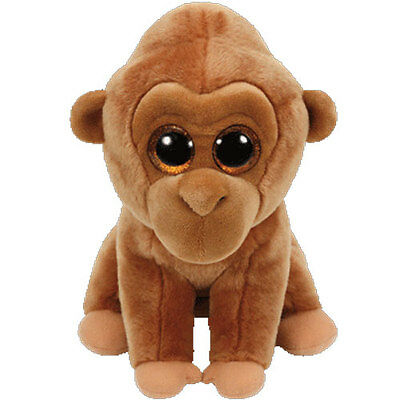 TY Classic Plush - MONROE the Orangutan (9.5 inch) - MWMTs Stuffed Animal Toy
