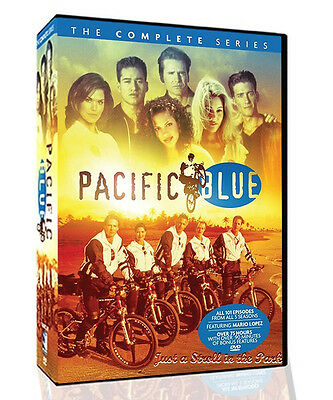 Pacific Blue - The Complete TV Series Seasons 1 2 3 4 5 DVD Boxed Set NEW!