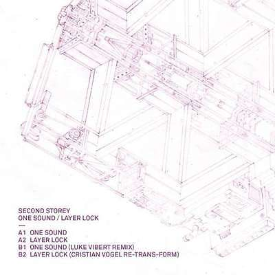 Second Storey - One Sound / Layer Lock NEW 12""