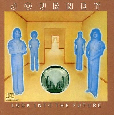 Journey - Look Into the Future [New CD]