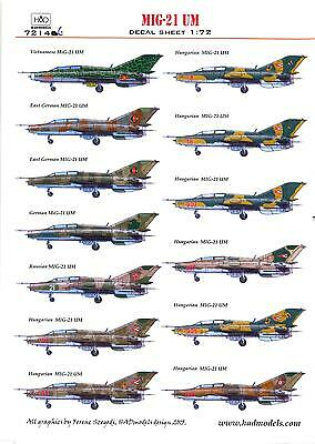 Hungarian Aero Decals 1//48 Russian MIKOYAN MiG-3 WWII Fighter Part 3