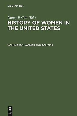 NEW Women and Politics, Part 1 by Hardcover Book (English) Free Shipping