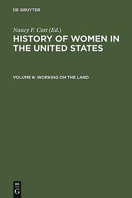 NEW Working on the Land by Hardcover Book (English) Free Shipping