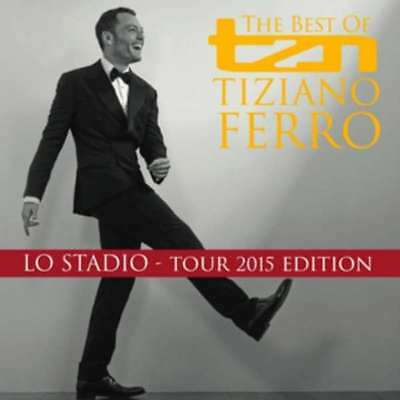 Tiziano Ferro - The Best Of (Tour Edition) NEW CD