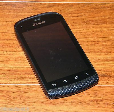 Kyocera Hydro C5170 - Black (Boost Mobile) Pre-Paid 2GB Smartphone only