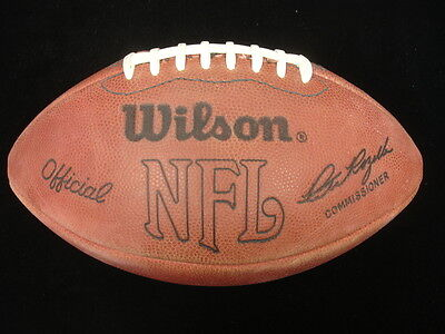 Late 1970's/Early 1980's New York Giants Game Used Football