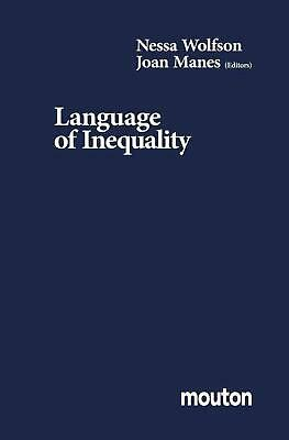 NEW Language of Inequality by Hardcover Book (English) Free Shipping
