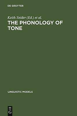 NEW The Phonology of Tone by Hardcover Book (English) Free Shipping