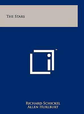 The Stars by Richard Schickel (English) Hardcover Book Free Shipping!