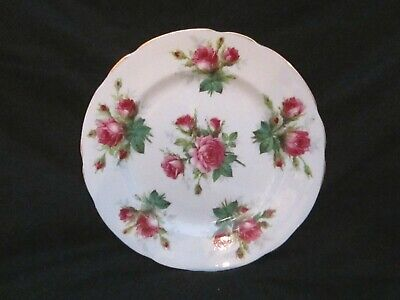 Hammersley  - Grandmother's Rose - Bread & Butter Plate