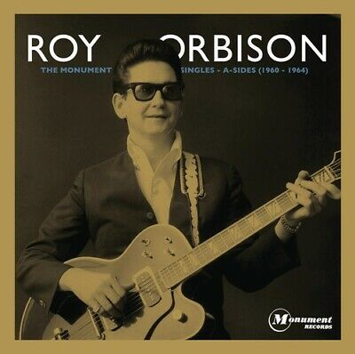 Roy Orbison - The Monument Singles Collection: The A-sides [New CD]