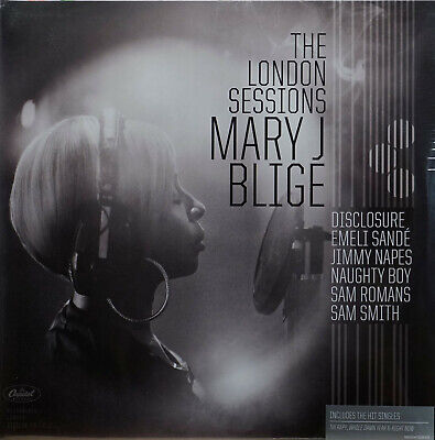 2 LP: Mary J Blige – The London Sessions, NEU & OVP (A9/4/10.23)