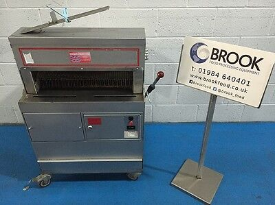 Dowson 10Mm And 14Mm Dual Bread Slicer Stock No B053539  - Bakery Equipment