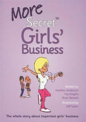 NEW More Secret Girls' Business By Fay Angelo Paperback Free Shipping