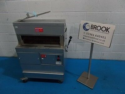 Dowson Dual Slicer 10 And 14Mm Bread Slicer Stock No B053057 - Bakery Equipment