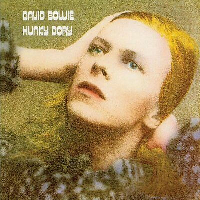 DAVID BOWIE - HUNKY DORY: CD ALBUM (2015 Remaster)