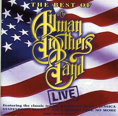 The Allman Brothers Band - All Live [New CD]