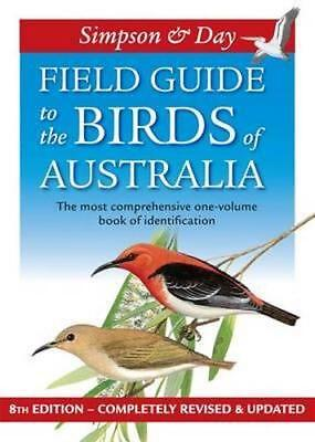 NEW Field Guide to the Birds of Australia By Ken Simpson Paperback Free Shipping