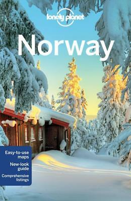 NEW Norway By Lonely Planet Paperback Free Shipping