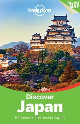 NEW Discover Japan By Lonely Planet Travel Guide Paperback Free Shipping