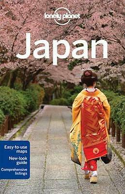 NEW Japan By Lonely Planet Paperback Free Shipping