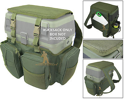 Fishing Seat Box Rucksack Converter Roddarch Roving Fishing Backpack Back Pack