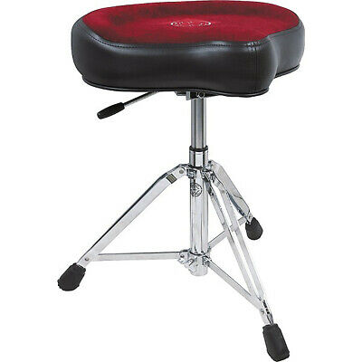 Roc N Soc Nitro Drum Stool Throne Red