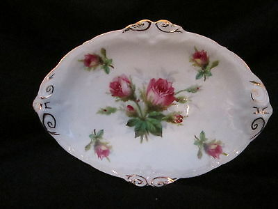 Hammersley  - Grandmother's Rose - Oval Sweet Dish