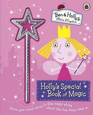 NEW Ben and Holly's Little Kingdom By Ladybird Hardcover Free Shipping