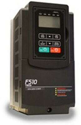 40 Hp 460V 3Ph Input 460V 3Ph Output Teco Variable Frequency Drive F510-4040-C3