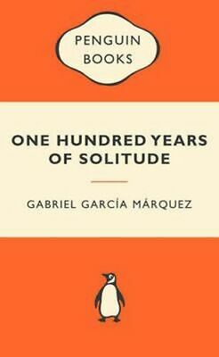NEW One Hundred Years Of Solitude : Popular Penguins By Gabriel Garcia Marquez