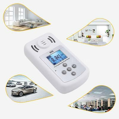 New KXL-805 Digital LCD Formaldehyde Gas Meter Detector Air Quality Monitor R6FT