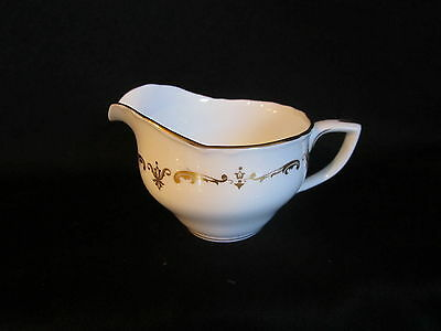 Royal Worcester - GOLD CHANTILLY - Small Creamer