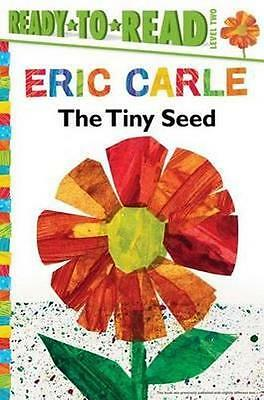 NEW The Tiny Seed By Eric Carle Paperback Free Shipping