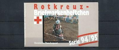 (925627) Red Cross, Booklet, Germany