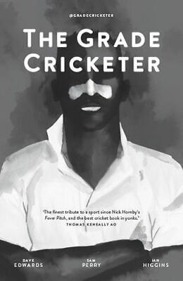 NEW The Grade Cricketer By Edwards Paperback Free Shipping