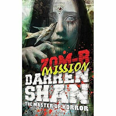 ZOM-B Mission - Hardcover NEW Darren Shan(Aut 2014-03-27