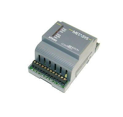 Johnson Controls Metasys Expansion Module Model Xp9102-8304  (12 Available)