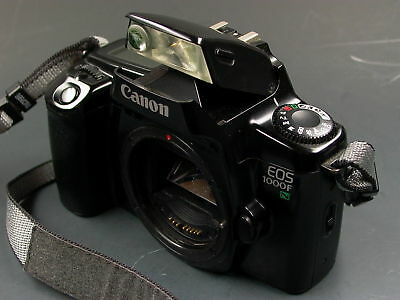 Canon EOS 1000FN in gutem u. funktionsf. Zustand excellent and fully functinal