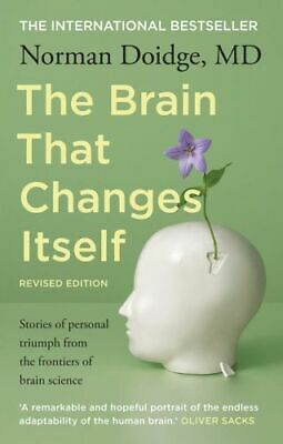 NEW The Brain That Changes Itself By Norman Doidge Paperback Free Shipping