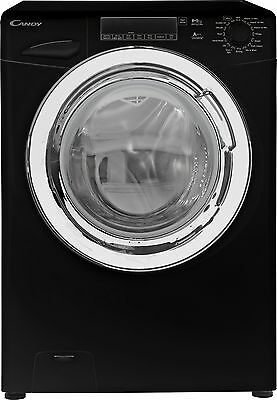 Candy GVW158TC3B Free Standing 1500 Spin 8kg Washer Dryer Black :Official Argos