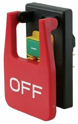 Woodstock D4160 110-Volt Paddle Switch New Gift