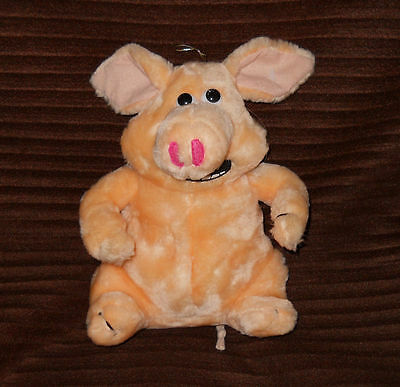 Creature Comforts Martin Pig Small Soft Toy
